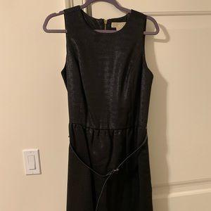 Black Michael Kors cocktail dress